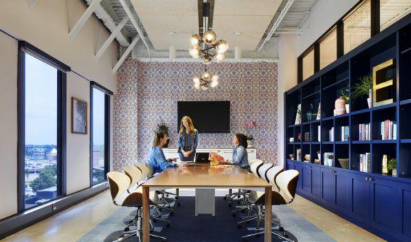 上海办公室装修公司容易经营吗