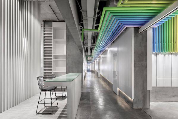 人们喜欢什么样的上海办公室装修风格