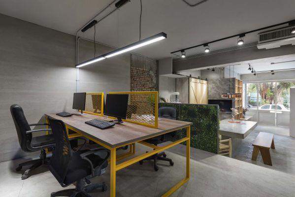 办公室设计越来越被人所需要