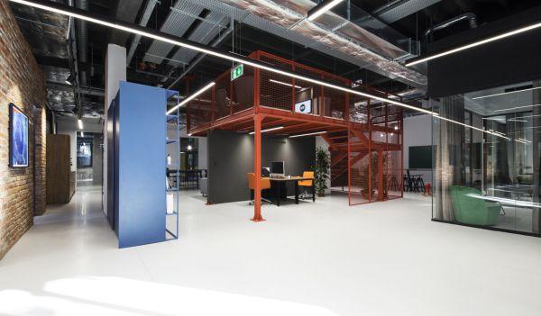 办公室装修展示的精品创意空间