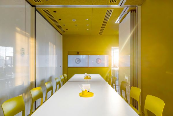 软件公司办公室装修空间的安排