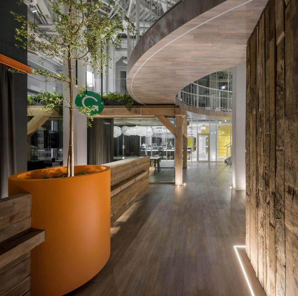 办公室设计风格的创新是什么
