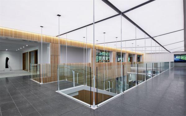关于上海办公室装修风格的选择