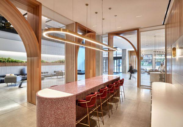 办公室装修打造的麦当劳总部