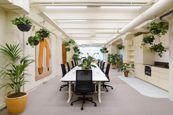 上海办公室装修公司如何谋求发展