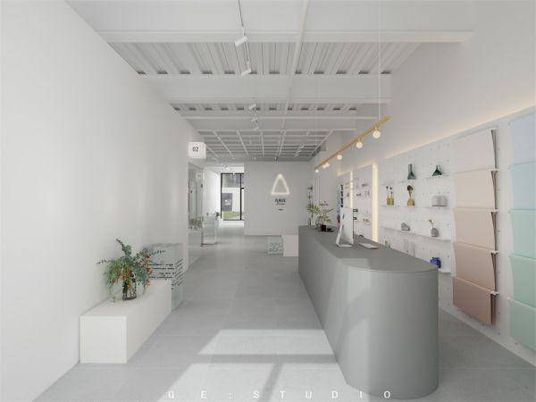 办公室设计要选择合适的风格