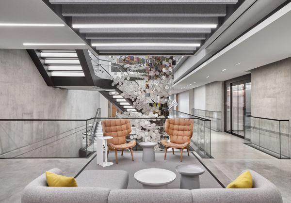 办公室设计要根据什么选择空间色调