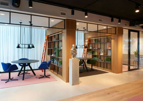 个性化的办公室装修有什么特点