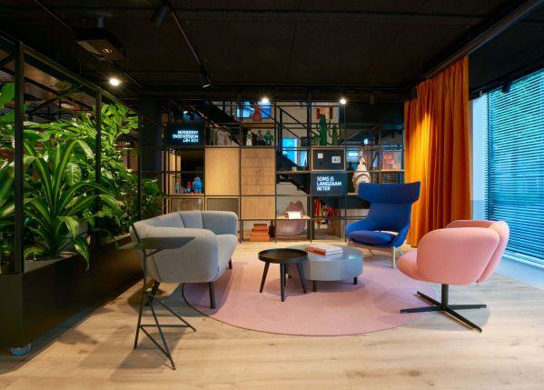 上海办公室装修要有创新设计