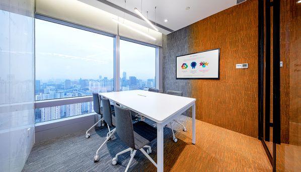 办公室装修墙体应该选择什么色系