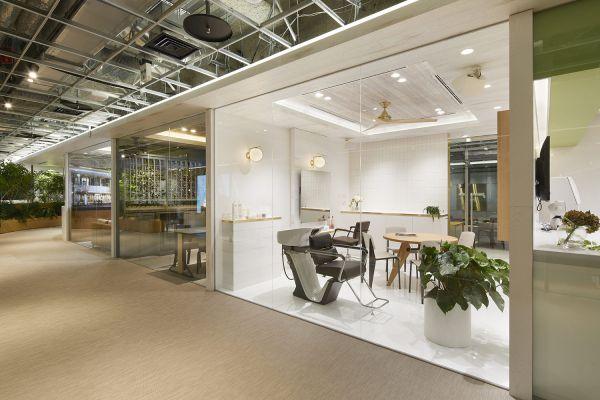 办公室装修关于地面的几个设计要点