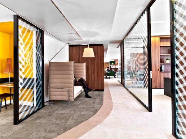 整个办公室设计成什么色调比较好