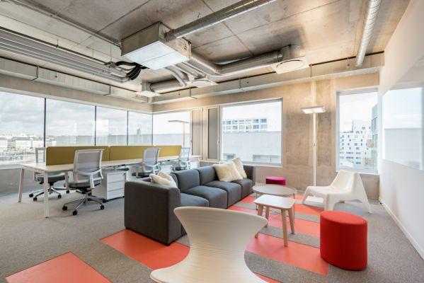 办公室装修风格要与时代相结合