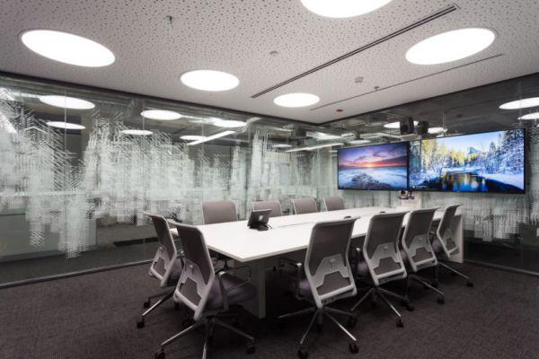 办公室装修如何体现企业文化