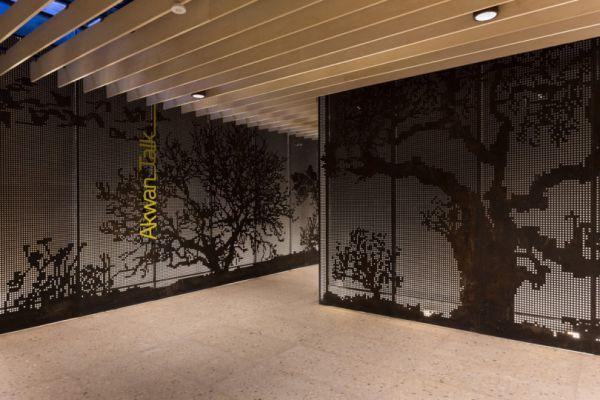 办公室设计装饰起到锦上添彩的作用