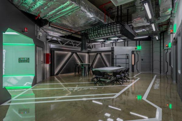 办公室设计的时候如何突显企业文化