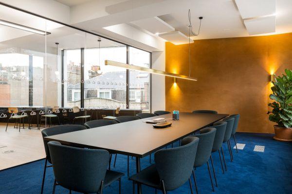 办公室设计的基本标准是什么