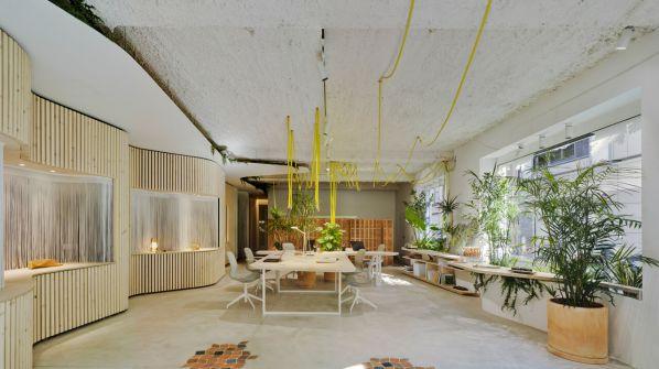 办公室设计时地板该怎么装修