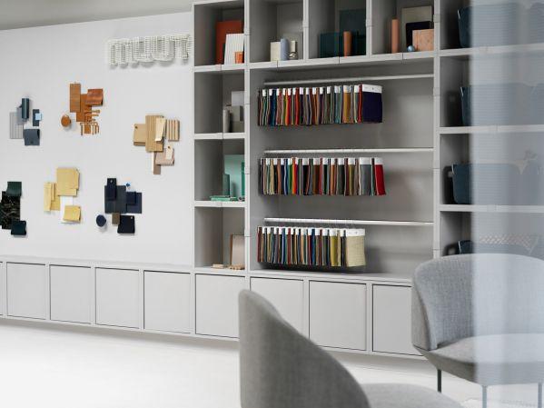家具品牌办公室设计的改造扩建项目