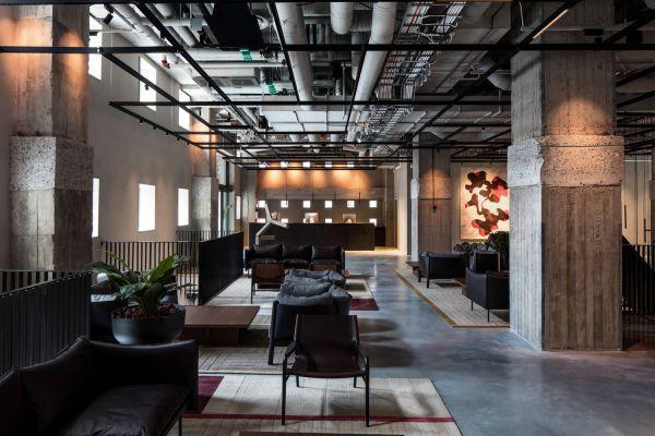 办公室设计改造之斯德哥尔摩酒店
