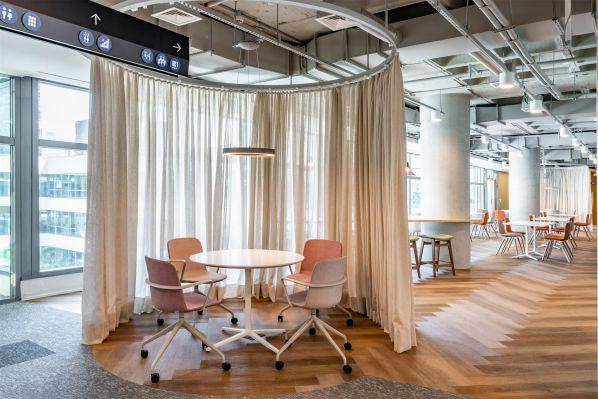 如何达到高品质的办公室设计效果