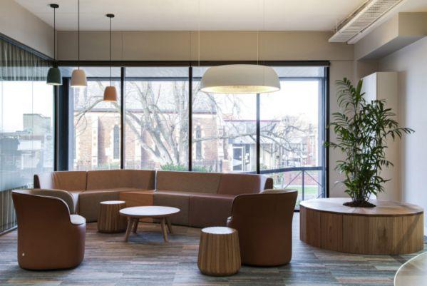 关于办公室装修环保材料的选择
