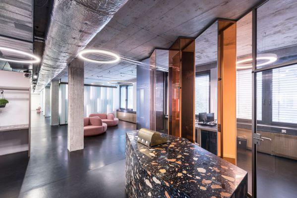 办公室设计时不能过度追求低成本