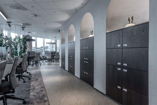 怎样挑选办公室装修的风格