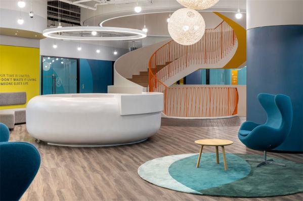 现在的办公室设计都有哪些风格