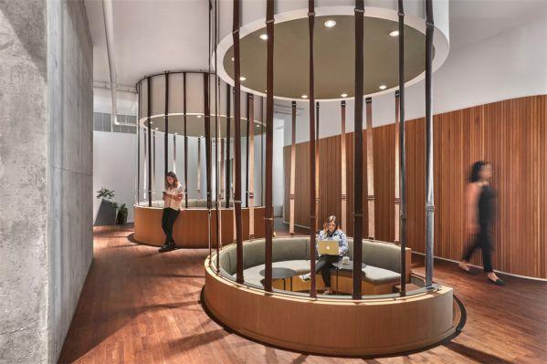 办公室设计选择建筑材料的注意事项