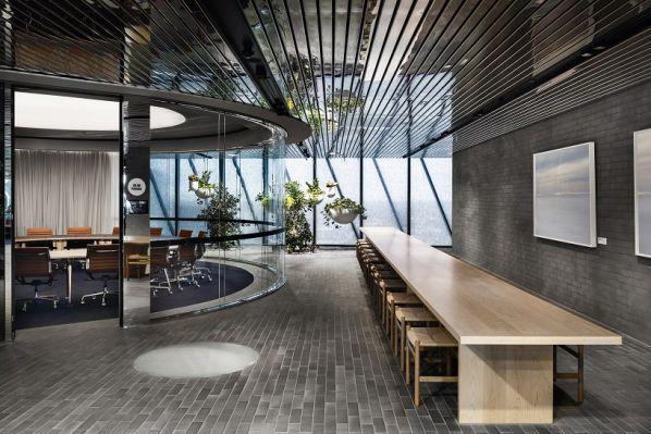 办公室设计怎样凸显企业文化