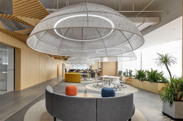 办公室装修怎样提升企业整体形象