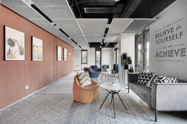 办公室装修如何设计采光
