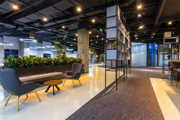 大型办公室设计的方法推荐