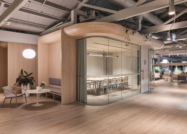 创意办公室装修设计有什么优点