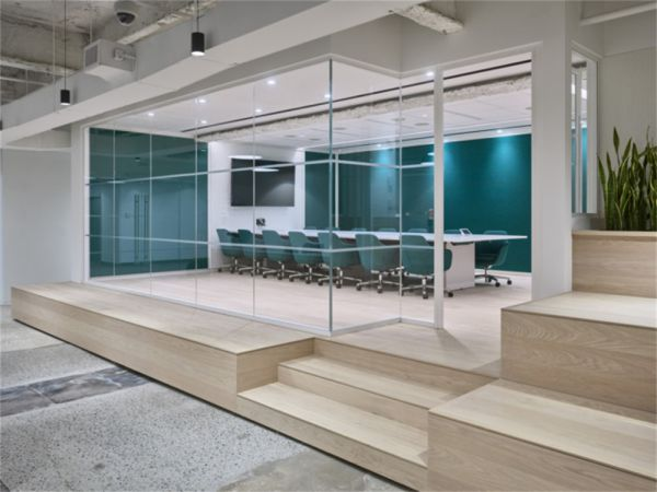 舒适办公室设计环境的打造很重要