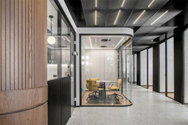 老板办公室设计适合哪种风格