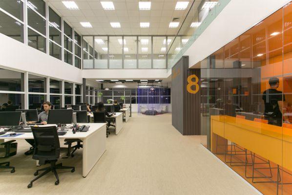 合乎制造行业特性的办公室装修设计方案,你知道吗?