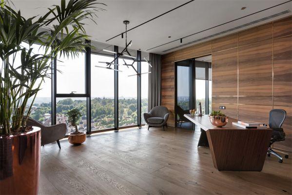 投资公司办公室设计的形式