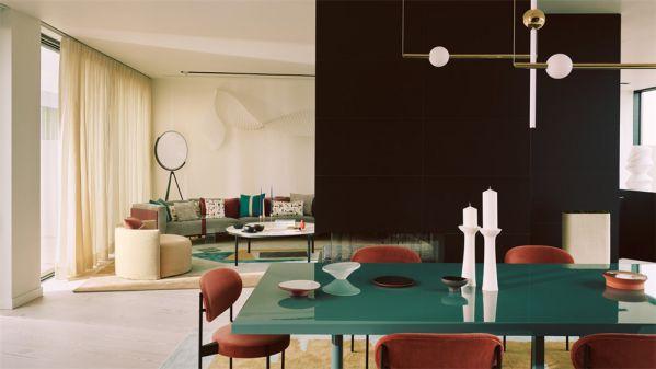 总部大楼公寓办公室设计极简主义