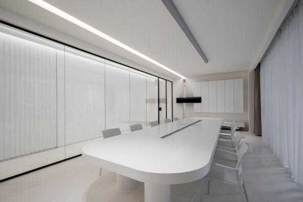 办公室装修设计格局与心理状态的关联